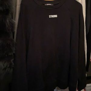 Zara swearshirt